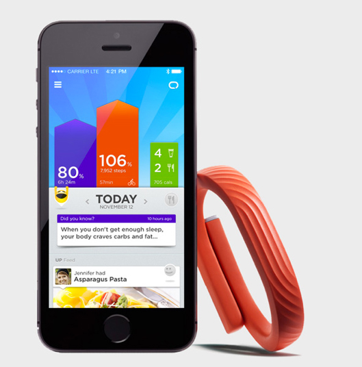 Jawbone's New UP24 Tracker Features Bluetooth 4.0 Technology For Wireless Syncing
