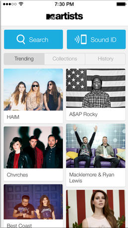 MTV Artists App Is A Great Way To Find New Music