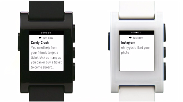 Promised Pebble Update Arrives Bringing All Notifications To iOS 7 Users