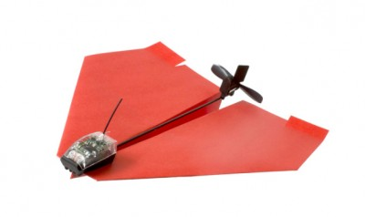 Let Your Paper Airplane Really Take Flight With The PowerUp 3.0 Kickstarter