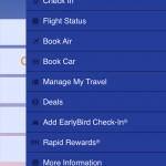 An Updated Version Of The Southwest Airlines App Takes Flight