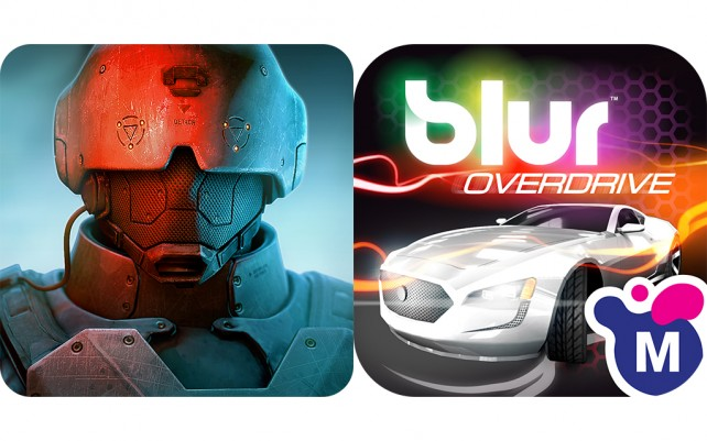 Today's Best Apps: Anomaly 2 And Blur Overdrive