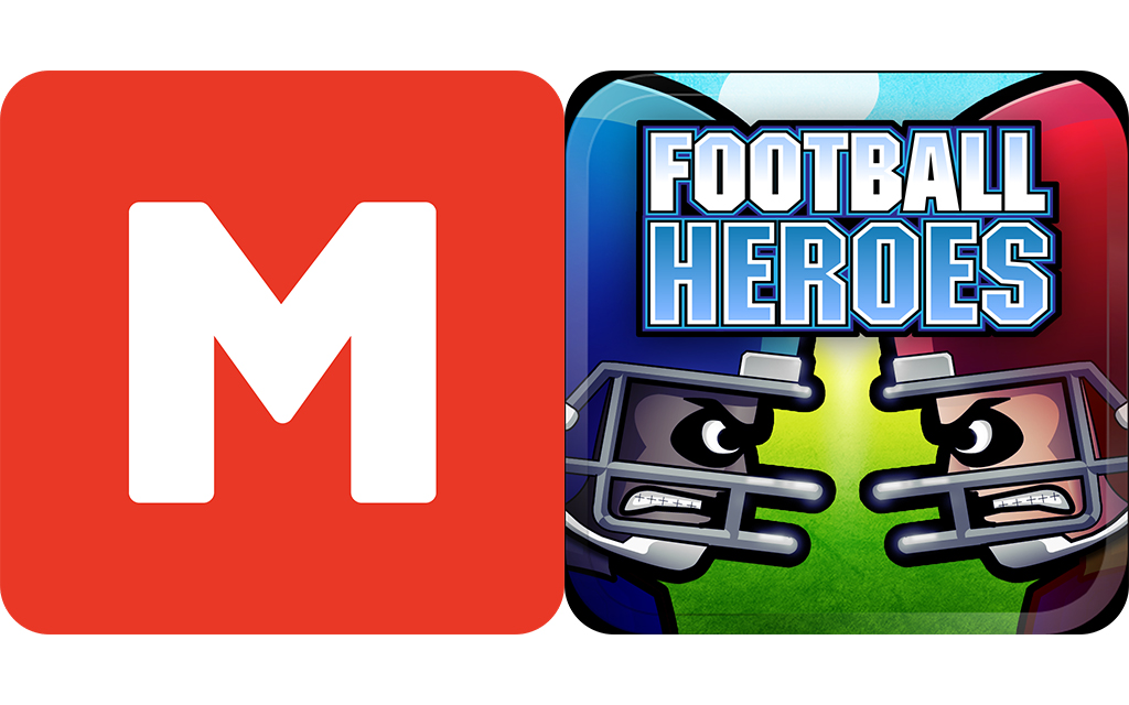 Today's Best Apps: Mosey And Football Heroes