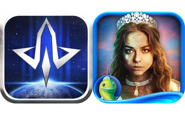 Today's Best Apps: Galaxy Factions And Dark Dimensions: Wax Beauty