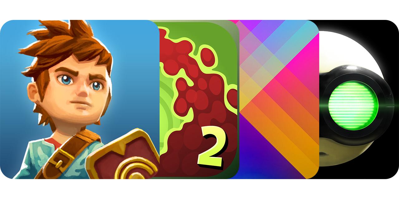 Today's Best Apps: Oceanhorn, Tilt To Live 2: Redonkulous, Alpha Zen And More