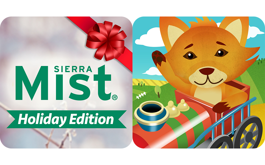Today's Best Apps: Sierra Mist Must Haves And The Reading Train