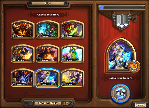 Hearthstone: Heroes Of Warcraft Will Hit The iPhone In The Second Half Of 2014