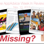 The AppAdvice Week In Review: The Missing iPad mini With Retina Display