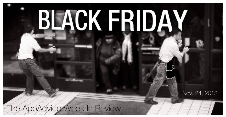The AppAdvice Week In Review: iPad mini 2, Black Friday Deals And Lady Gaga