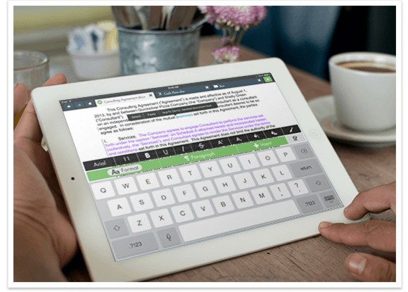 You Don't Need Microsoft Office On Your iPad When You Can HopTo