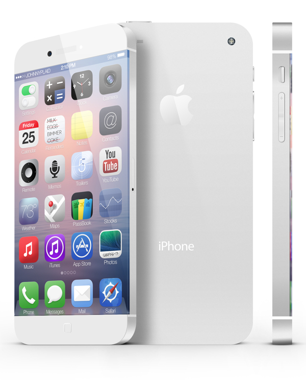 The Craziest Apple 'iPhone 6' Rumor You'll Hear This Week