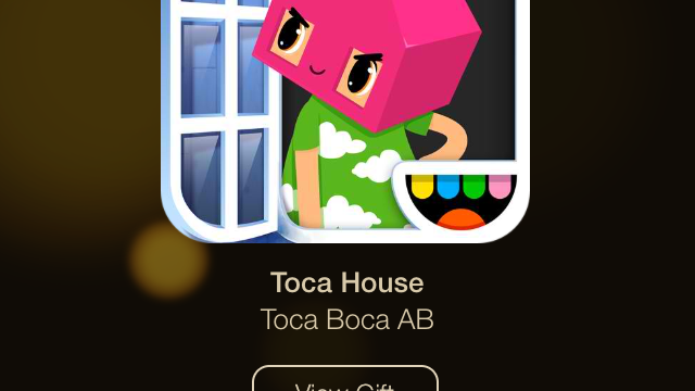 Day 4 Of Apple's 12 Days Of Gifts Is One For The Kids As It Offers Toca House For Free