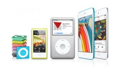 Apple's iPod Line Continues To Lead A Declining Portable Media Player Market