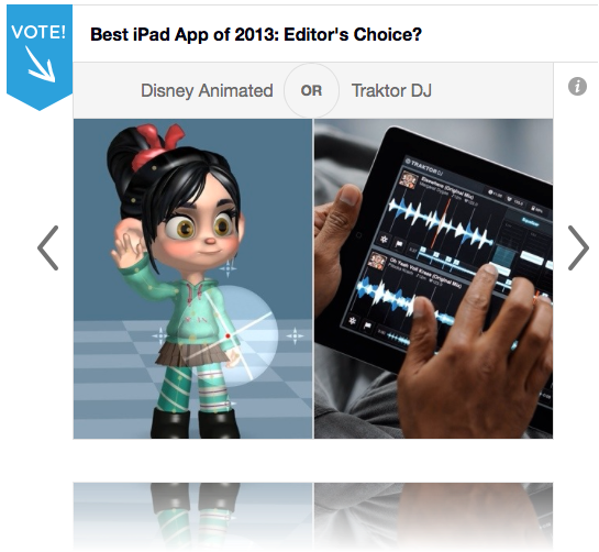 Your Turn: What Are The Best Apps Of 2013?