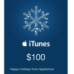 How To Spend A $100 iTunes Gift Card: Special 2013 Holiday Edition