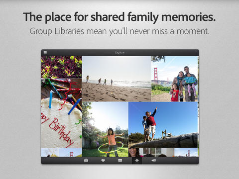 Adobe Revel Adds Support For Unlimited Shared Libraries, RAW File Format And More