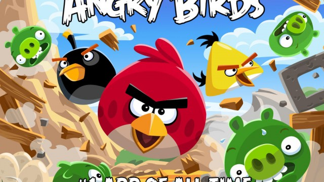 Rovio Celebrates Angry Birds' 4th Anniversary With New Birdday Party Levels