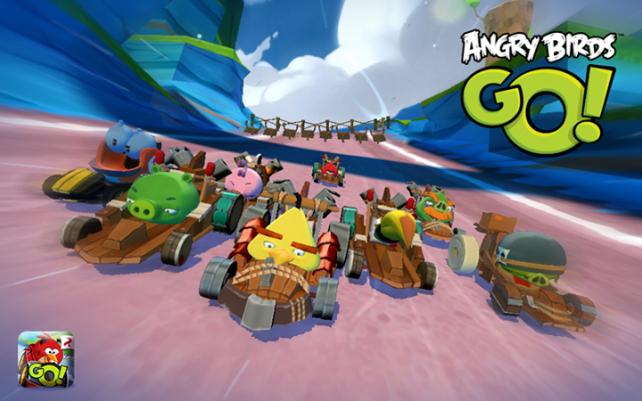 Angry Birds Car Racing Games