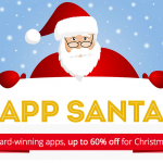Ho Ho Ho! App Santa Brings You The Best Holiday Deals On Popular iOS Apps