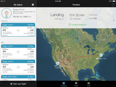 It's Here: The Long-Awaited iPad Version Of App In The Air Is No Longer Up In the Air