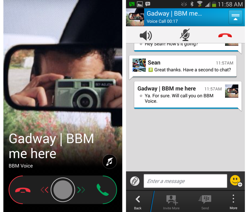 BBM For iOS To Get New Major Features Including BBM Voice, BBM Channels And More
