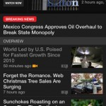 Bloomberg For iPhone Updated With Financial News And Watchlist Enhancements