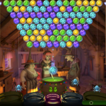 Bubble Witch Saga Brews Holiday-Themed Update With New Bubble-Shooting Levels