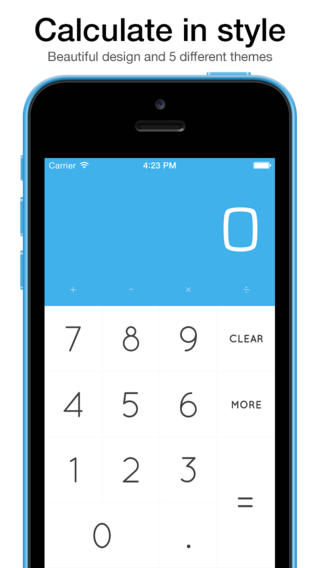 New Features And Tweaks Added To Gesture-Based Calculator App Cali