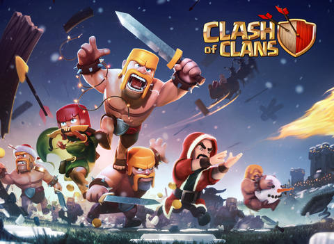 Winter Has Come And The Santa Strike Special Defense Has Arrived In Clash Of Clans