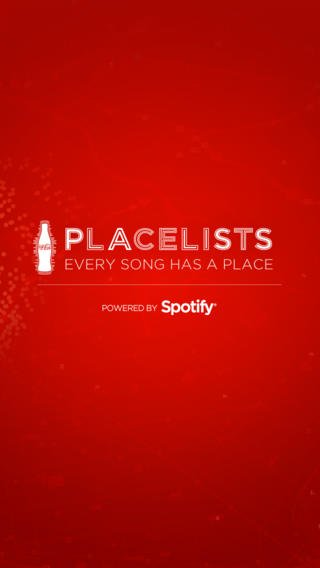Coca-Cola Launches Spotify-Powered Placelists Social Music App On iOS