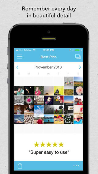 Collect Photo App Celebrates First Anniversary By Going 2.0 With iOS 7 Design Refresh