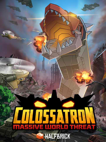 Halfbrick's Colossatron: Massive World Threat Finally Crash-Lands In The App Store