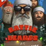 Celebrate The Holidays With The Robertsons In Duck Dynasty: Battle Of The Beards