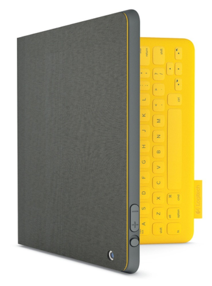 The Logitech FabricSkin Keyboard Folio For The iPad Air Review