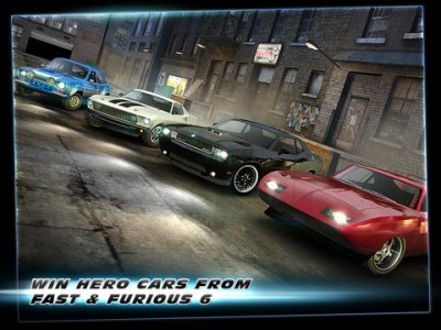Have A Happy Holidays With The Rest Of Your Racing Crew In Fast & Furious 6: The Game