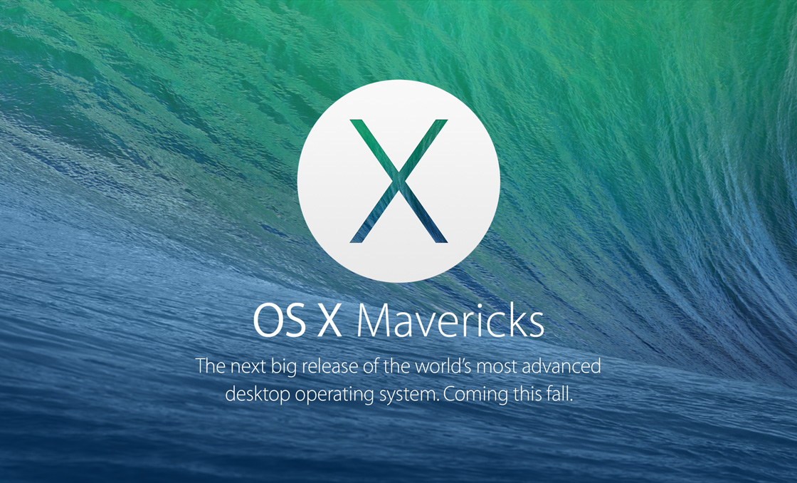 Update For OS X Mavericks Reaches Developers, Further Improves Mail