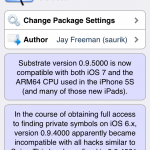 Cydia Just Got Its MobileSubstrate Update For Apple's 64-Bit A7 iDevices
