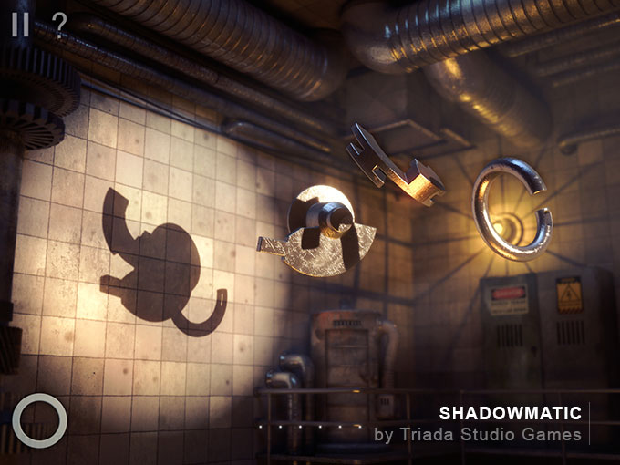Shadowmatic Promises Users An Immersive Photorealistic 3-D Puzzler For iOS
