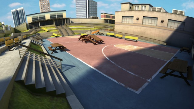 Check Out True Skate's Upcoming Schoolyard Skatepark, Coming In 2014