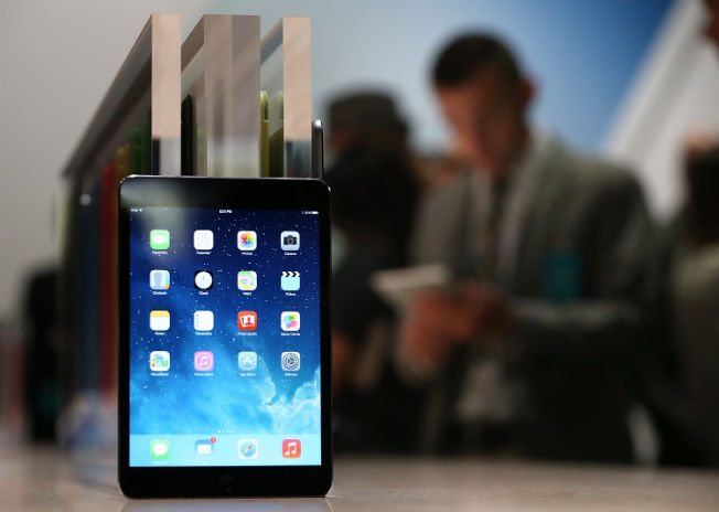 India To Get Apple's iPad Air, Second-Generation iPad mini On Dec. 7