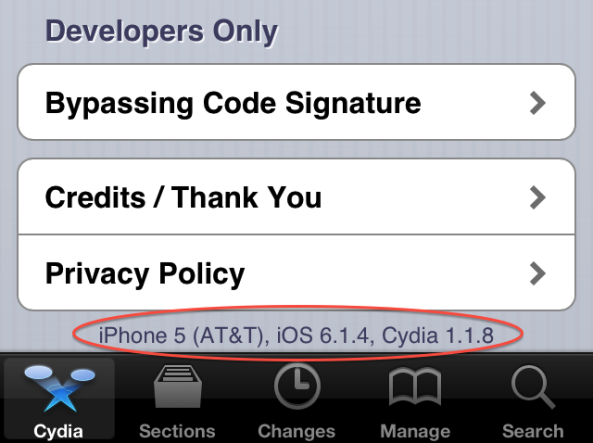 It Looks Like An iOS 6.1.4 Jailbreak Solution Isn't Set To Reach Us This Year After All