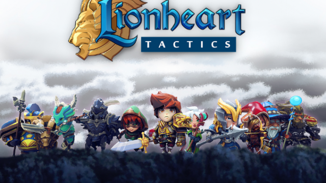 Lionheart Tactics Promises To Offer A High Fantasy, Free-To-Play 3-D RPG For iOS