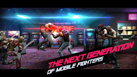 Vengeance Is Yours In Ninja Theory's Fightback Beat 'Em Up Game For iOS