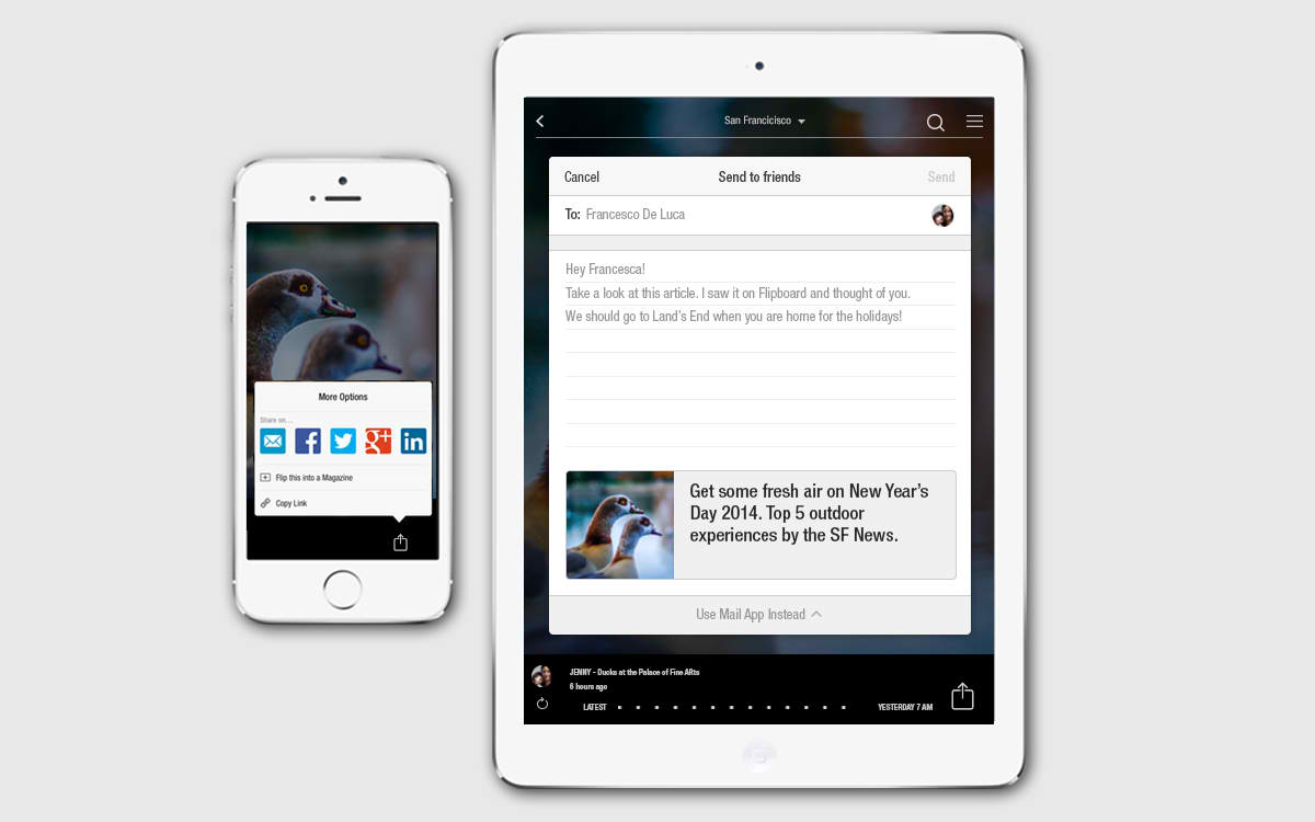 In This Season Of Sharing, Flipboard Makes Sharing Stories Easier With New Update
