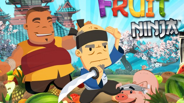 Mmm ... Juicy! Fruit Ninja HD Gets New Challenge System, New Blades And More