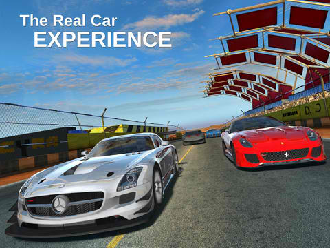 Gameloft's GT Racing 2: The Real Car Experience Zooms Into First Ever Update
