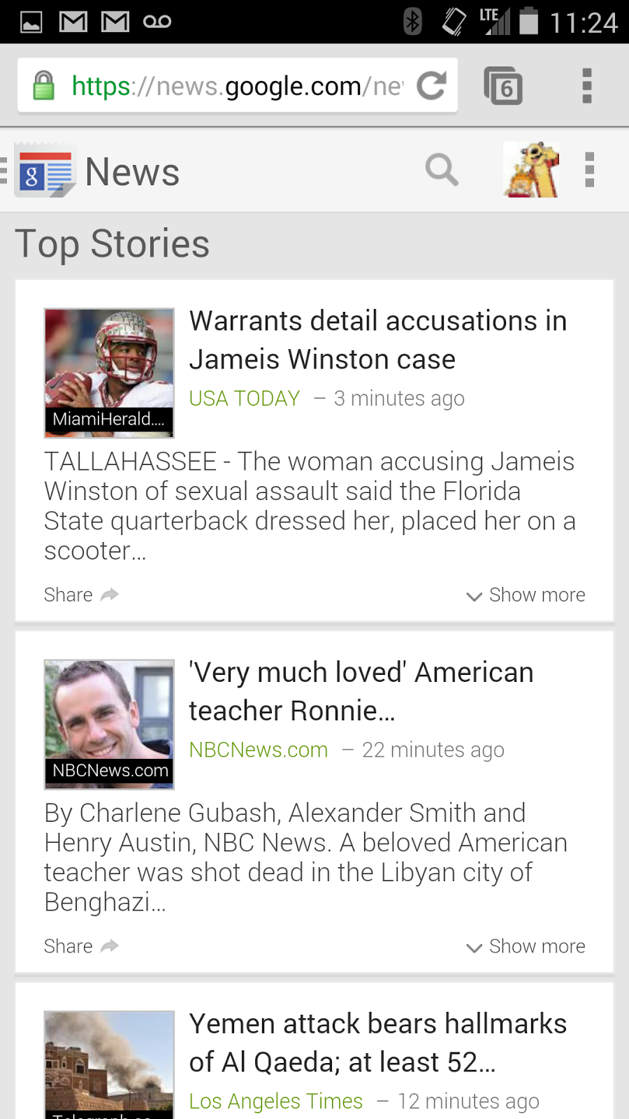 Google News Mobile Web App Redesigned And Updated With New Features