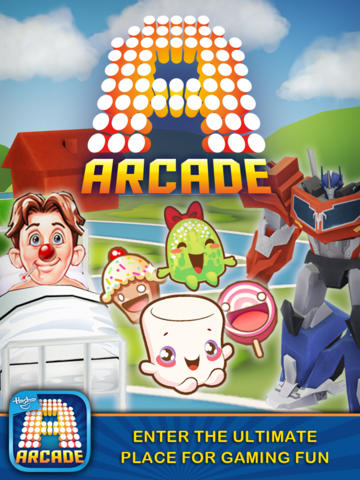 Hasbro Arcade Features Mini-Games Based On Monopoly, Transformers And More