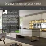 Huzzah! Houzz Interior Design Ideas App Gets Remodeled For iOS 7