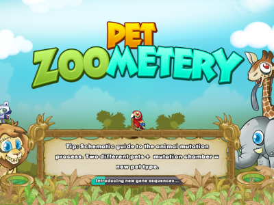 Quirky App Of The Day: Build A Sanctuary For Undead Animals In Pet Zoometery